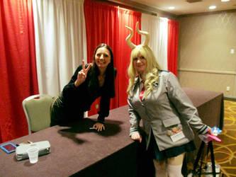 Meeting Kara Edwards