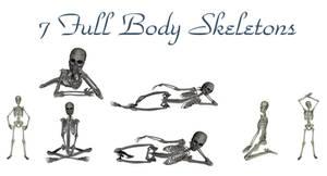 Skeleton Pack 1