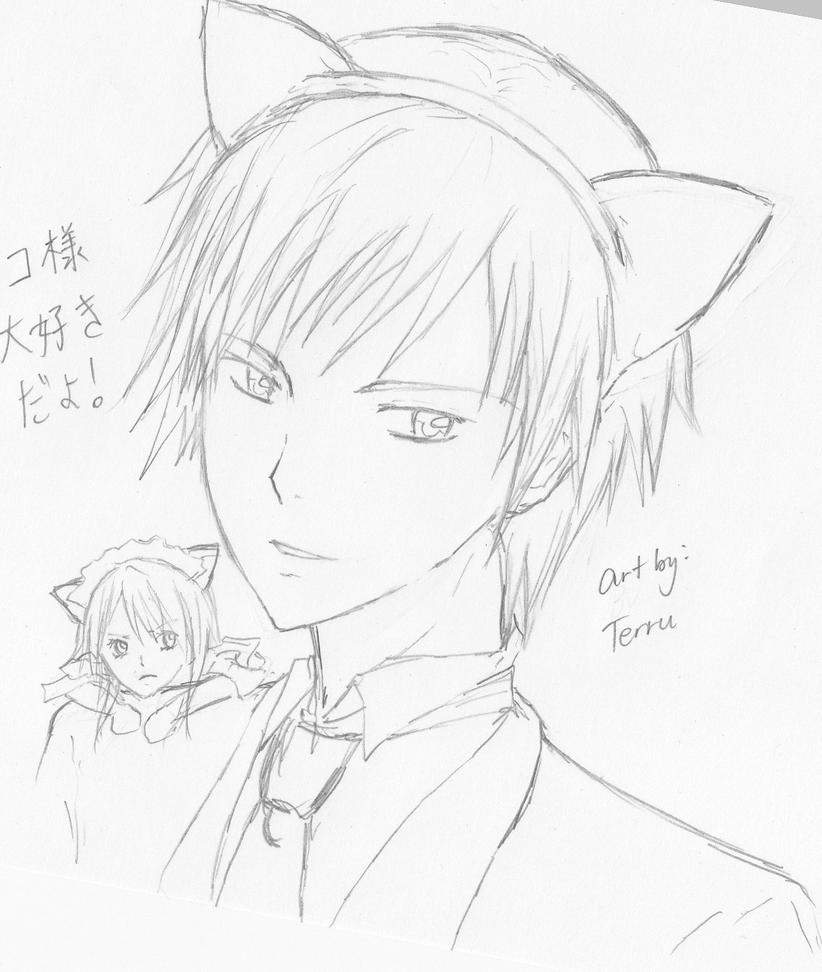 KWMS - Usui Takumi - Cat Ears by Kohaya7Kae-13