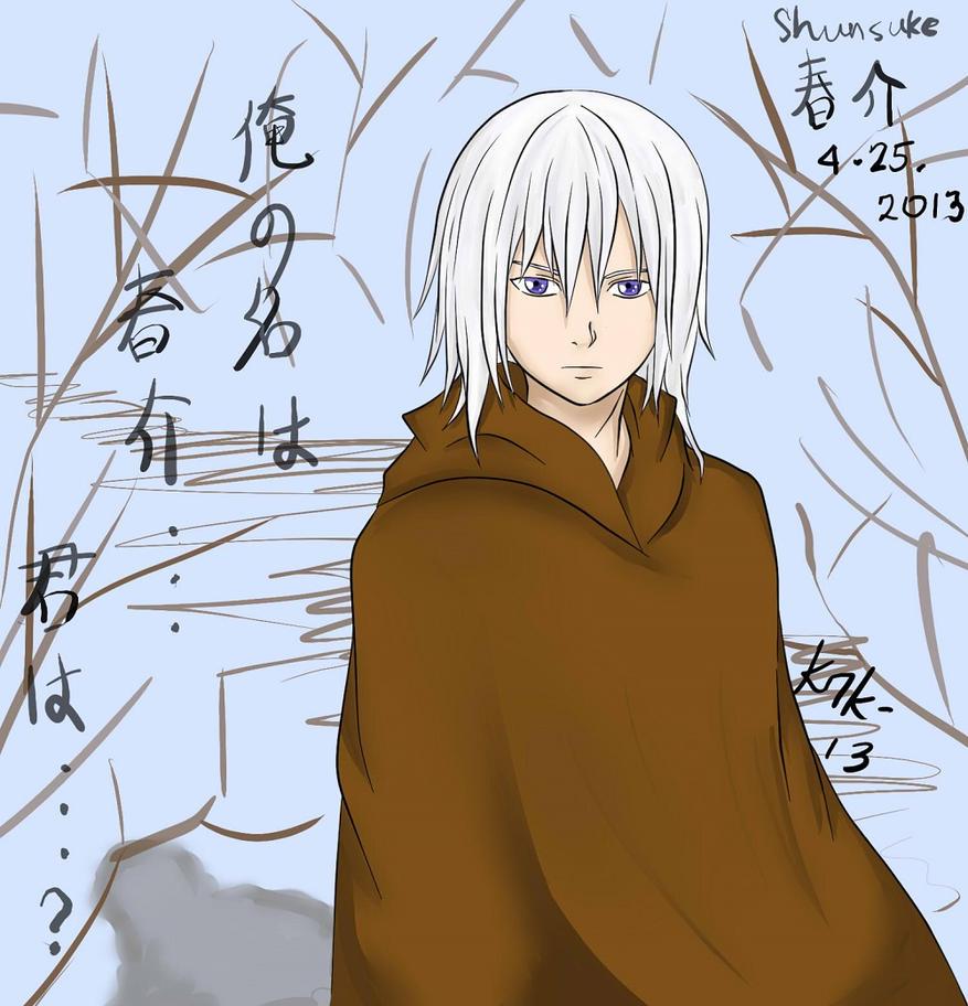 OC [Shunsuke] - Protagonist? Antagonist? by Kohaya7Kae-13