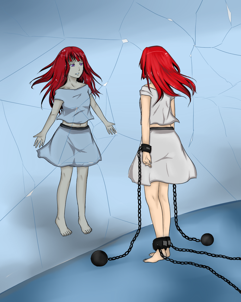 C.E. - Facing The Chained-self by Kohaya7Kae-13