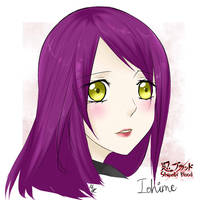 Shinobi Blood [Iohime] - Looking at Him by Kohaya7Koizu