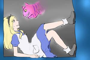Alice - For 4hikari by Kohaya7Koizu