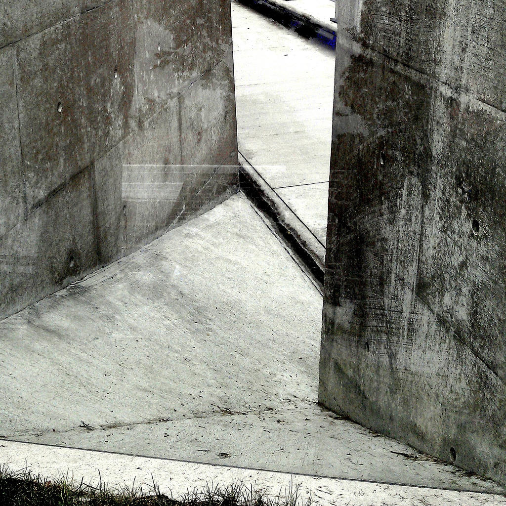 Concrete Transparancy I by alisinwonder