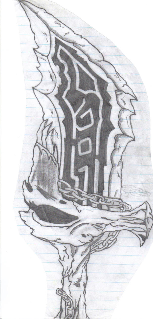 Blades of Chaos by bowserboy26578 on DeviantArt
