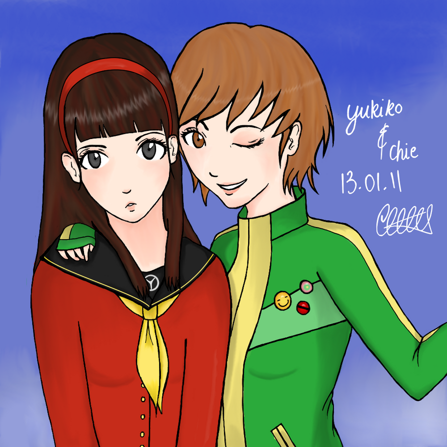 Persona 4 - 'Smile' by xxWhisperedScreamsxx