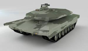 TAP Argentinean Heavy Tank