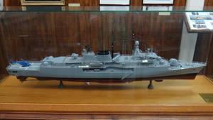 Maquetas Museo Naval de la Nacion