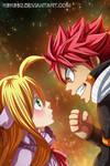 Natsu vs. Mavis - Fairy Tail