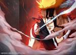 Ichigo New Form - Bleach 675