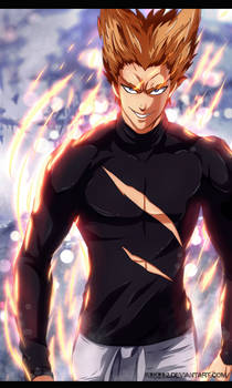 Garou - One punch Man by k9k992