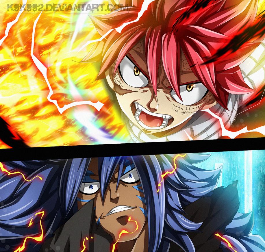 Mangaku Fairy Tail 545: Fairy Tail 544 By K9k992 On DeviantArt