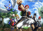 Fairy tail 545 by k9k992
