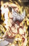 Garou - One Punch Man 122