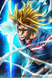 All Might full time