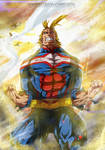 All might - full power by k9k992
