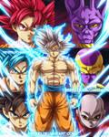 Dragon Ball - Super