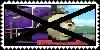 Anti-Charlie the fun engine stamp by RandomStuffStudios