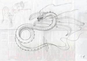 Rafael, Dragon Libellule