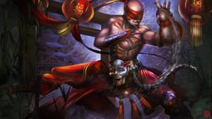 Drunken fist Lee Sin (Lunar revel skin)