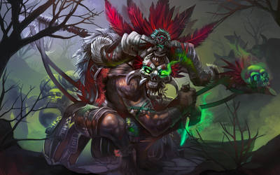 Witch Doctor by Kashuse