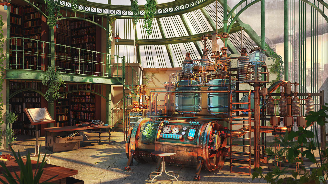 The Alchemist Laboratory