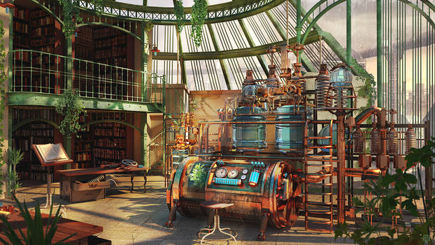 The Alchemist Laboratory