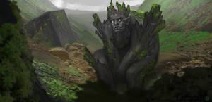 Old Golem King
