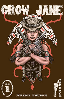 Crow Jane: In the Season of Revenge cover