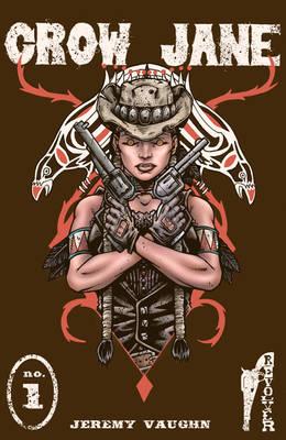 Crow Jane: In the Season of Revenge cover