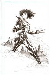 X-23 by RevolverComics