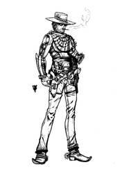 Lockray aka Kidd Kill by RevolverComics