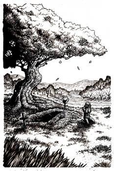 Crow Jane: The Season of Revenge book 1 pg 1