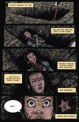 Crow Jane: The Season of Revenge book1 pg2 bw