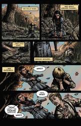 Crow Jane: The Season of Revenge book1 pg3 bw