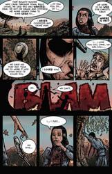 Crow Jane: The Season of Revenge book1 pg4 bw