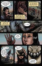 Crow Jane: The Season of Revenge book1 pg5 bw