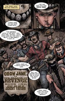 Crow Jane: The Season of Revenge book1 pg6 bw