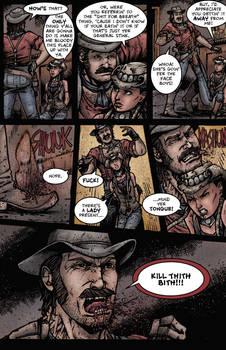 Crow Jane: The Season of Revenge book1 pg7 bw