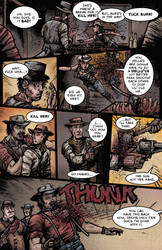 Crow Jane: The Season of Revenge book1 pg9 bw