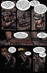 Crow Jane: The Season of Revenge book1 pg11 bw