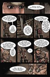 Crow Jane: The Season of Revenge book1 pg13 bw