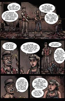 Crow Jane: The Season of Revenge book1 pg14 bw