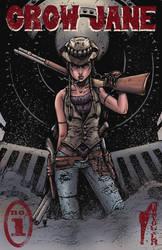 Crow Jane: The Season of Revenge book1 alt cover