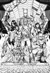 Guardians of the Galaxy by RevolverComics