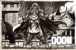Dr. Doom by RevolverComics