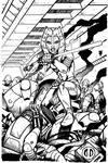 Ahsoka Tano by RevolverComics