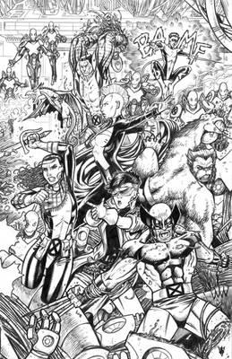 X-Men samples pg 2