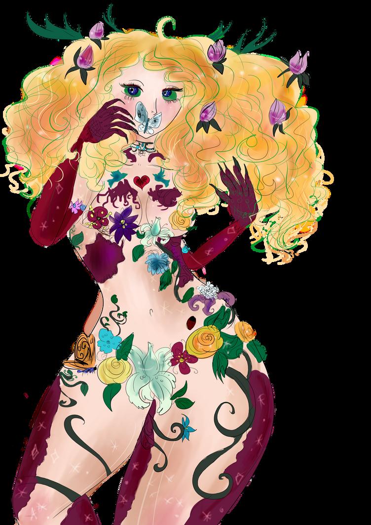 Rainbow tree by Tonxbunny94