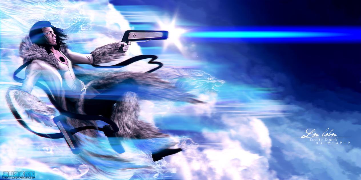 Coyote starrk resurrection